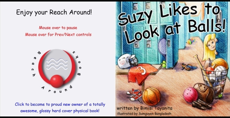 Suzy Likes to Look at Balls Free eBook1