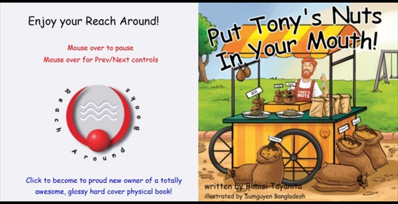 Put Tonys Nuts in Your Mouth Free Ebook1