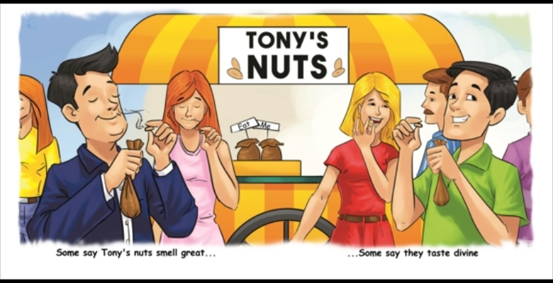 Put Tonys Nuts in Your Mouth Free Ebook5